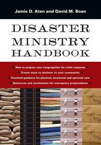 Disaster Ministry Handbook
