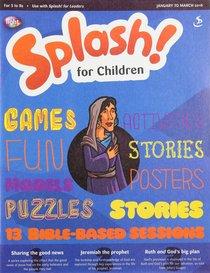 Light: Splash 2016 #01: Jan-Mar Students Guide (5-8 Yrs)
