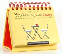 Daybrighteners: Youre Going to Be Okay (Padded Cover)