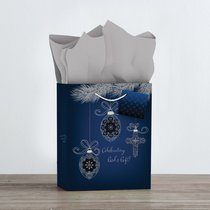 Christmas Gift Bad Medium: Inspiring Ornaments - Celebrating Gods Gift