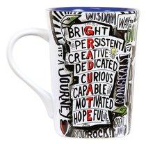 Acrostic Ceramic Mug: Graduate (Prov 16:3)