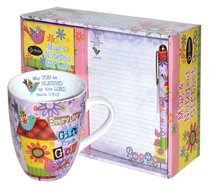 Gift Set: Mug, Notepad & Pen: Every Day is a Gift From God