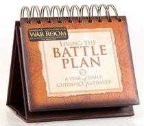 Living the Battle Plan Flip Calendar