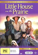 Season 3 (Digitally Remastered & Uncut) (6 DVDS) (#03 in Little House On The Prairie Series)
