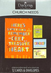 Boxed Cards Church Needs: Children