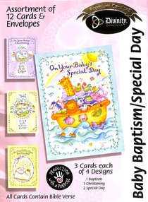 Boxed Cards: Babys Special Day/Baptism