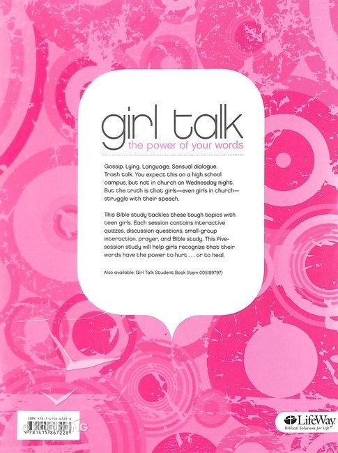 Girl Talk (Leader's Guide)
