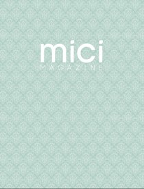 Mici Magazine Sept/Oct/Nov 2016