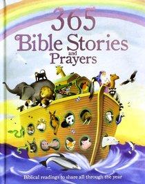365 Bible Stories & Prayers