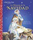 Historia De La Navidad, La (Little Golden Book Series)