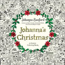Johannas Christmas (Adult Coloring Books Series)