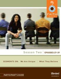 Faith Cafe: Season Two Episodes 27-39 (Participants Guide)
