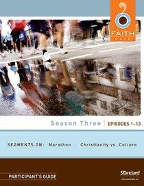Faith Cafe: Season Three Episodes 1-13 (Participants Guide)