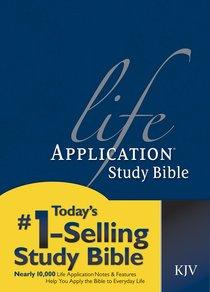 KJV Life Application Study (Red Letter Edition)