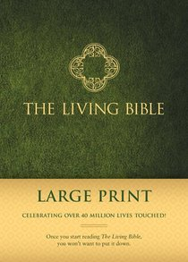 Lbp Living Bible Large Print Edition, the (Black Letter Edition) (Paraphased)