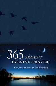 365 Pocket Evening Prayers
