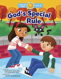Gods Special Rule (Happy Day Level 2 Beginning Readers Series)