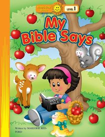 My Bible Says (Happy Day Level 1 Pre-readers Series)