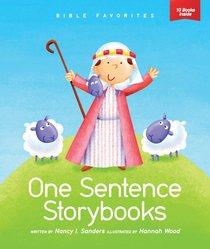 Bible Favorites (One Sentence Storybooks Series)