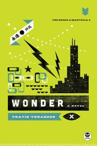 Wonder (#02 in The Books Of Marvella Series)