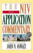 Isaiah (Niv Application Commentary Series)