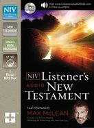 NIV Listeners Audio New Testament (Unabridged 18.30 Hrs)