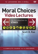 Moral Choices Video Lectures
