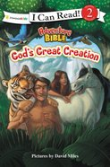 Gods Great Creation (I Can Read!2/adventure Bible Series)