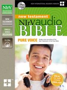 NIRV Audio Bible New Testament Pure Voice (Unabridged 18.55 Hrs)