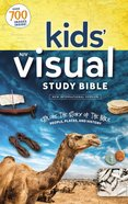 NIV Kids Visual Study Bible Full Colour Interior