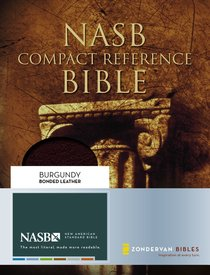 NASB Updated Compact Reference Burgundy