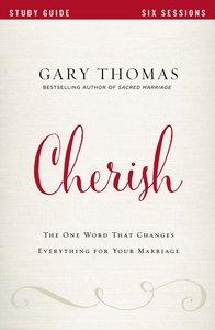 Cherish (Study Guide)