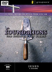Foundations: Jesus DVD