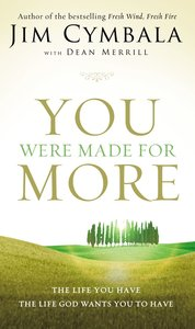 You Were Made For More (Unabridged, 6 Cds)