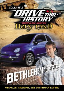 Holy Land - From Bethlehem to Caesarea (Drive Thru History Visual Series)