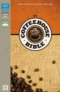 NIV Coffee House Bible Expresso/Caramel Duo-Tone (Red Letter Edition)