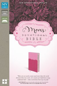 NIV Moms Devotional Bible Pink/Hotpink