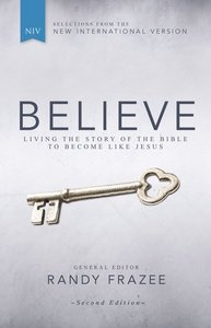 NIV Believe Bible