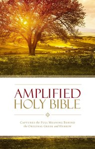 Amplified Holy Bible