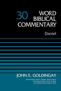 Daniel (#30 in Word Biblical Commentary Series)