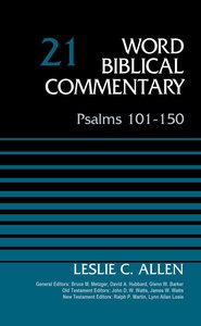 Psalms 101-150 (Word Biblical Commentary Series)