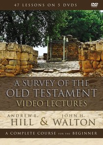 A Survey of the Old Testament Video Lectures (Zondervan Academic Course Dvd Study Series)