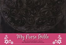 NIRV My Purse Bible Black New Testament With Psalms and Proverbs (Black Letter Edition)