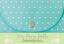 NIRV My Purse New Testament With Psalms and Proverbs Blue