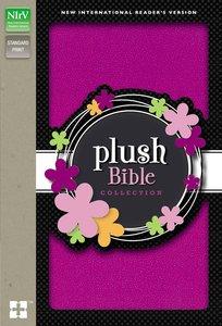 NIRV Plush Bible Collection Purple Sparkle (Black Letter Edition)