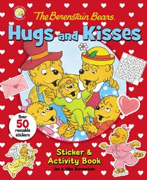 Sticker & Activity Book: The Berenstain Bears Hugs and Kisses