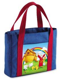 Canvas Bag: Beginners Bible My First Church Bag, Noahs Ark, Medium (Beginners Bible Series)