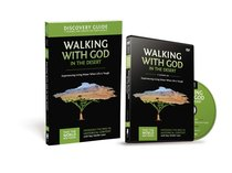 Walking With God in the Desert (Discovery Guide With DVD) (#12 in That The World May Know Series)