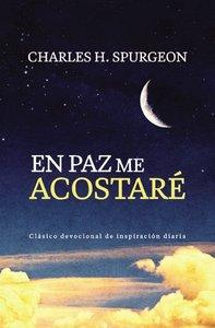 En Paz Me Acostare (Evening)