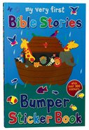 My Very First Bible Stories Bumper Sticker Book (My Very First Sticker Book Series)